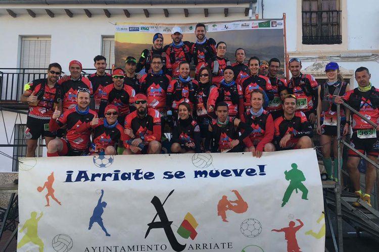 Los rondeños del Club Ascari-Harman Trail Running lograron buenos resultados en Sevilla, Atarfe, Antequera y Arriate