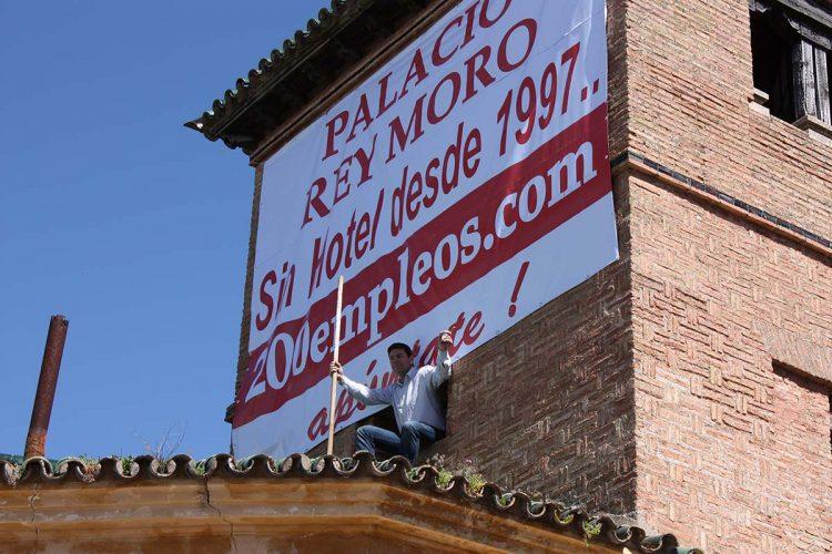 El propietario de la Casa del Rey Moro denunciará a la alcaldesa y a dos concejales del Tripartito por prevaricación