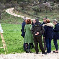 Anuncian la recuperación de la vía pecuaria existente entre Ronda y Cartajima con una inversión de 300.000 euros