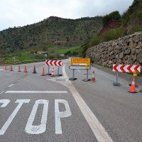 Ronda entra otra vez en alerta amarilla por viento y siguen los problemas en las carreteras que comunican con Sevilla