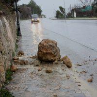 La Junta de Andalucía destina una partida de 109.000 euros para reparar los daños causados por el temporal de octubre en el núcleo urbano