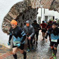 Centenares de corredores desafiaron a la lluvia en la III Trail de Jubrique