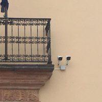 Las cámaras de videovigilancia del Puente Nuevo empezarán a multar a los conductores después de Reyes