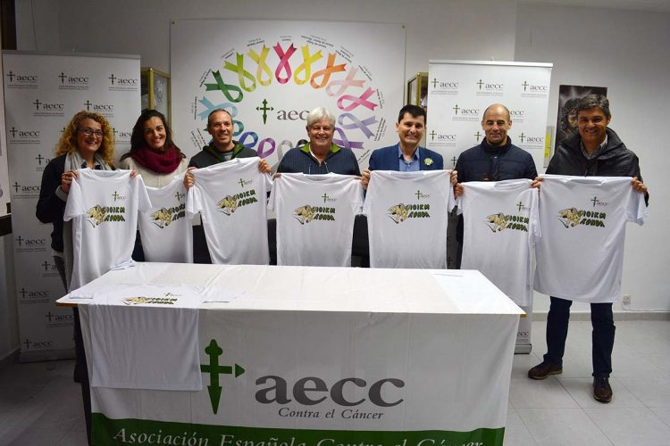 La AECC y los 101 kilómetros de la Legión estarán este año juntos en la lucha contra el cáncer infantil