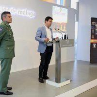 La Legión presenta en la Diputación de Málaga los 101 km que este año reunirá a 8.500 deportistas