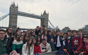 En el Puente de la Torre de Londres.
