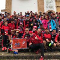 Amplia participación y varias medallas del Club Ascari-Harman Trail en la Hole-2018 y en el Pinsapo Trail de Yunquera