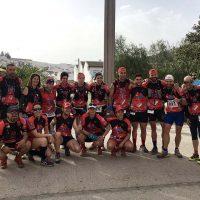 Numerosos miembros del Club Ascari-Harman Trail Running corrieron varias pruebas celebradas en Andalucía y Melilla