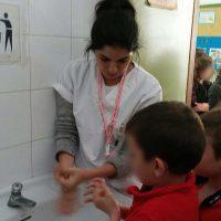 El Colegio de Enfermería de Málaga ofrece talleres de educación en salud en centros escolares de Ronda