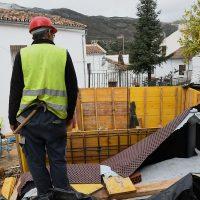Parauta inicia un programa de mejora de las infraestructuras urbanas con una inversión de 330.000 euros