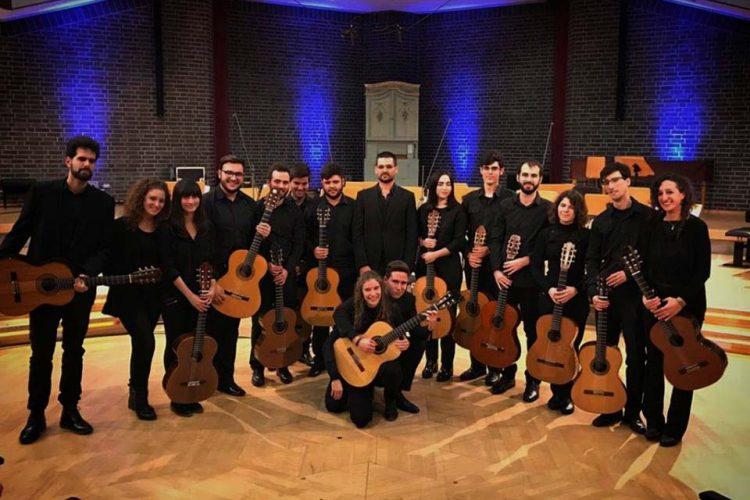 La Diputación cerrará la temporada musical de Culturama con un concierto de la Orquesta de Guitarras en Algatocín