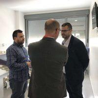 Podemos denuncia que Salud impidió el acceso a uno de sus parlamentarios a varias zonas del Hospital durante una visita oficial