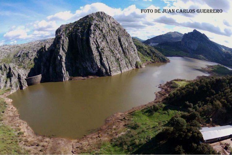 Paisajes de la Serranía: La presa de Montejaque