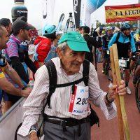 Fallece 'Super Paco', la leyenda de los 101 kilómetros de la Legión