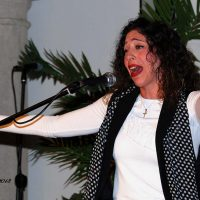 Sexta semifinal del Concurso Nacional de Cante y Baile 'Aniya La Gitana' con tres cantaores y una bailaora