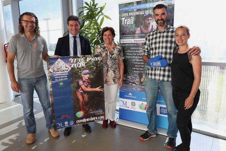 Cerca de 500 deportistas correrán la duodécima CxM de Alpandeire este domingo