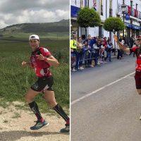 Dos corredores del Club Ascari-Harman Trail Running lograron entrar cuarto y quinto en los 101 km de la Legión