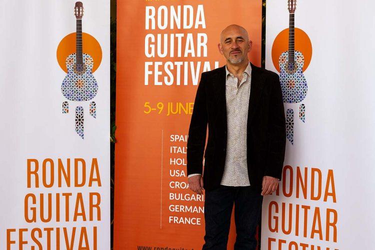 GuitaRonda presenta la III edición del Festival Internacional de Guitarra que se celebrará del 5 al 9 de junio