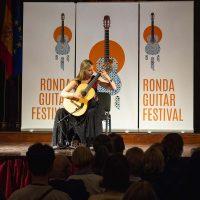 El III Festival Internacional de Guitarra de Ronda entra en su recta final