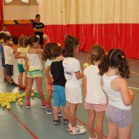 Comienzan las colonias de verano del Área de Deportes con la participación de más de 1.100 niños y niñas