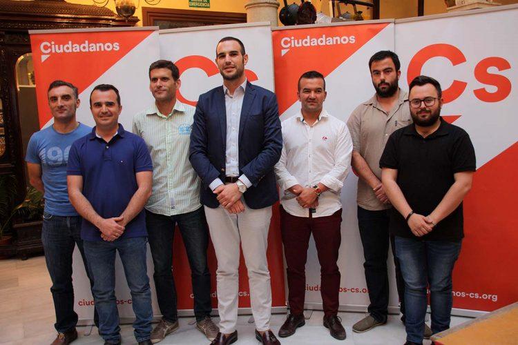 Ciudadanos escenifica su puesta de largo para las municipales de 2019 en Ronda aunque aún sin lista ni candidato