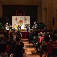 Balance muy positivo del III Festival Internacional de Guitarra de Ronda con más de 800 espectadores en los conciertos