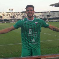 El guardameta rondeño Curro Harillo ya es jugador de Segunda División tras lograr el Extremadura el ascenso