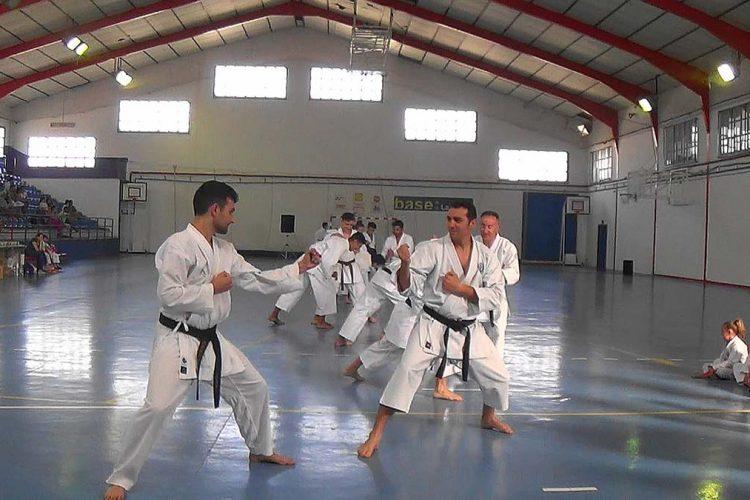 Los karatecas del Club Bushido cierran la temporada con su gala de fin de curso tras un año lleno de triunfos