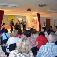 Jubrique ofrece obras de teatro a sus vecinos para concienciar sobre la violencia de género