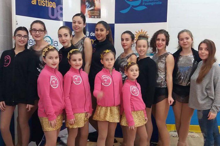 El Club de Patinaje de Ronda organiza el Trofeo de Iniciación al Patinaje Artístico Sobre Ruedas