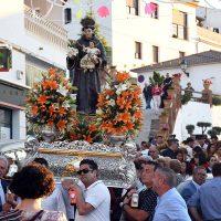 Pujerra vivió con gran intensidad sus fiestas patronales en honor de San Antonio de Padua