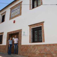 Realizan mejoras en las instalaciones de la Residencia de Ancianos Valle del Genal de Faraján