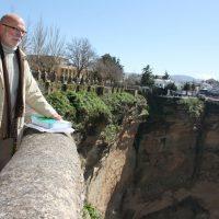 Ya han pasado 101 años de la tragedia del Tajo de Ronda en la que las rocas sepultaron a 15 personas