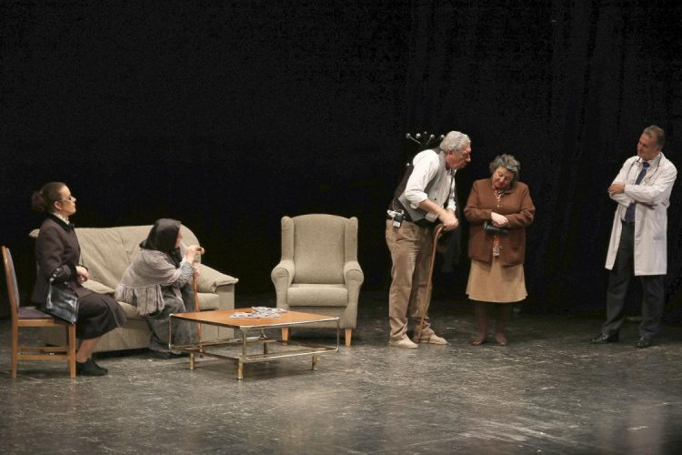 Presentan I Certamen de Teatro Aficionado 'José María Ortega de la Cruz'