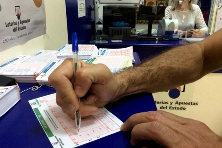 Un rondeño gana más de 185.000 euros en el sorte de la Bonoloto de este sábado