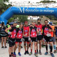 Los deportistas del Club Ascari-Harman Trail Running han participado en Sierra Nevada, Casares y Elche