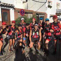 Corredores del Club Ascari-Harman Trail Running han estado en la previa de la Gran Vuelta del Genal