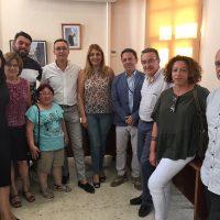 La Junta establece en el municipio de Jubrique el proyecto de la Red Local de Acción en Salud