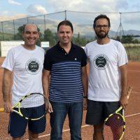 Éxito deportivo y de participación en el XIII Torneo de Tenis Morales & Arnal que ganó Vicente Vives