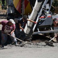 Faraján mejora el camino que le comunica con el cercano municipio de Jubrique