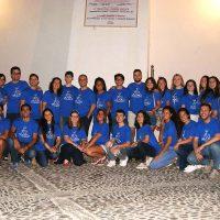 Los Coros y Danzas de Ronda participan en el 35 Festival Nacional de Folclore de Jumilla