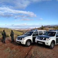 La Guardia Civil investiga el hallazgo de los cadáveres de un hombre y de una mujer en la Estación de Cortes de la Frontera