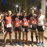 Corredores del Club Ascari-Harman Trail Running participaron en la Subida al Pico Veleta de Granada