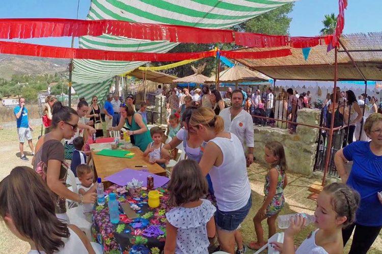 Benalauría presenta la III edición de la Fiesta de los Huertos que se celebrará los días 14 y 15 de agosto