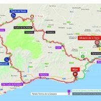 La Vuelta Ciclista a España pasará por las principales calles de Ronda el lunes 27 de agosto