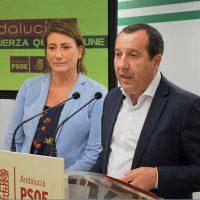 """Ruiz Espejo acaba con todas las dudas sobre la candidata señalando que el PSOE de Ronda es """"ahora Aguilera"""""""