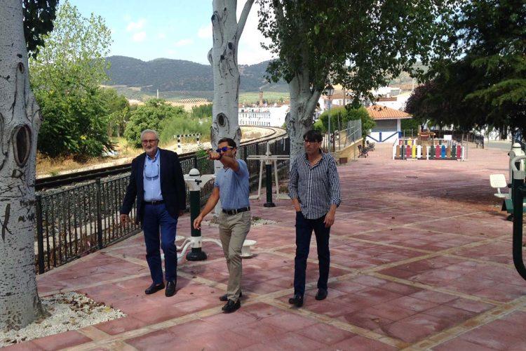 El Programa de Fomento de Empleo Agrario permite la contratación de 118 trabajadores en Arriate