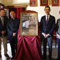 Presentan el cartel anunciador de la procesión de Nuestra Señora de la Aurora