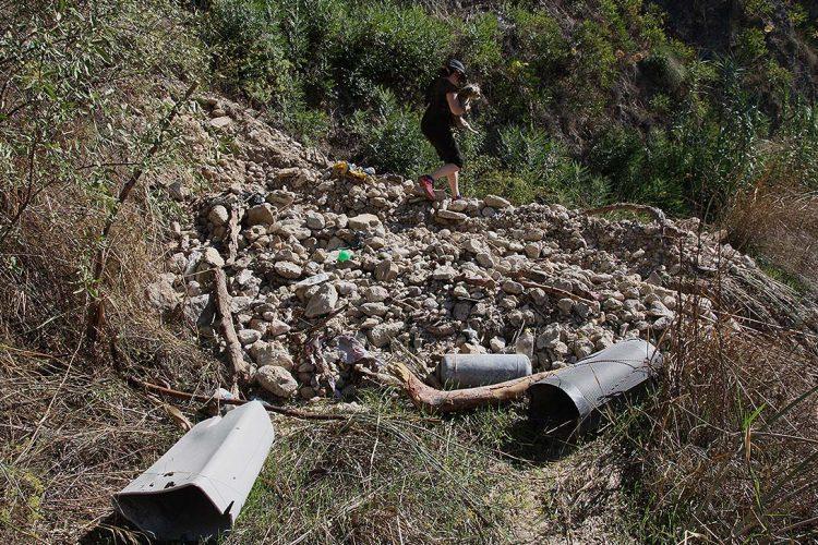 El Tajo de Ronda busca ser Monumento Natural de Andalucía ante el abandono y el maltrato de todos