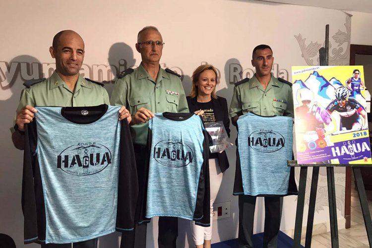 Unos 600 deportistas participarán en la VII edición del 'Hagua 2018', carrera homenaje a la Guardia Civil